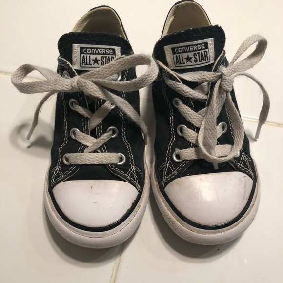 095279a49e13 Converse Other - Kids size 10 Black Converse Chuck Taylor toddler